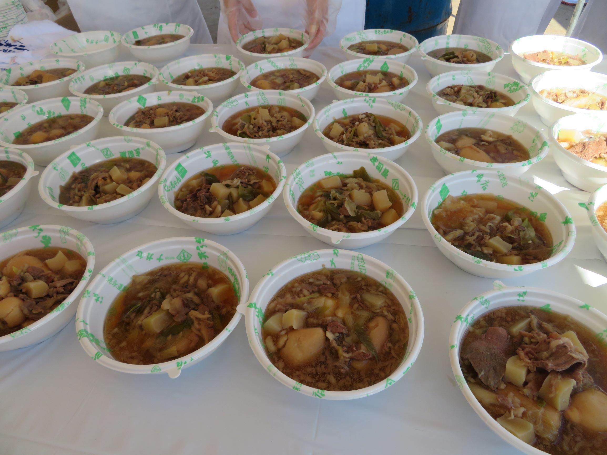 第30回日本一の芋煮会フェスティバル